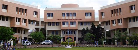 Dy Patil Ranking For Mba by D Y Patil College Of Engineering Akurdi Pune Admissions