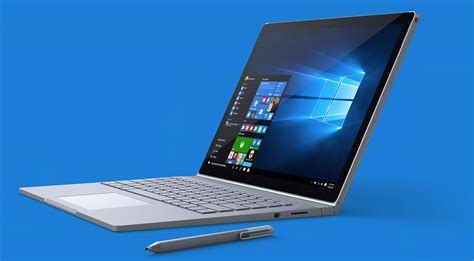 Laptop Microsoft Surface Book microsoft unveils surface book laptop with intel skylake discrete nvidia gpu extremetech