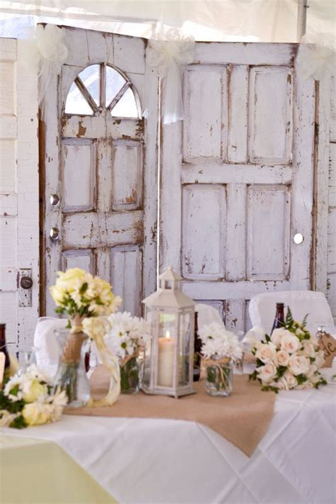 shabby chic wedding decor ideas shabby wedding shabby chic wedding decor 2079891