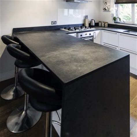 bespoke cut counters  work surfaces  slate  clients