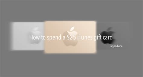 Use Itunes Gift Card For In App Purchases - how to spend a 25 itunes gift card for dec 5 2014
