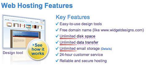 yahoo web hosting unlimited data transfer edkohler