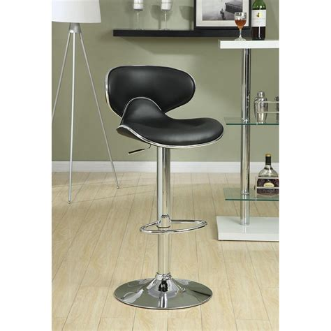 Contemporary Counter Height Swivel Bar Stools by Adjustable Height Contemporary Bar Stool With Swivel Seat