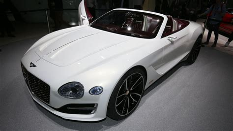 bentley exp 12 bentley exp 12 speed 6e concept is an ev cabrio showstopper