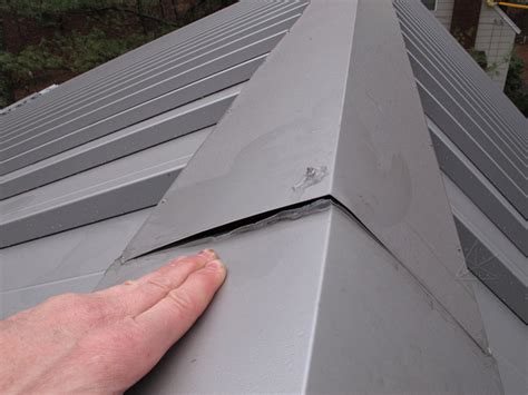 How To Install A Hip Roof Roof Ridge Cap Fix