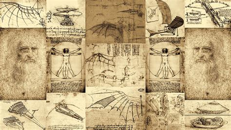 leonardo da vinci biography poster leonardo da vinci invention sketches poster digital art by