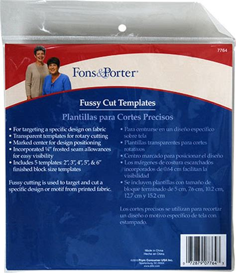 fussy cut templates fons porter fussy cut templates fabricville