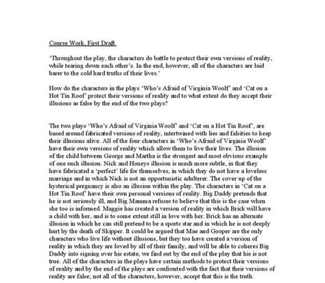 afraid essay virginia whos woolf dradgeeport441 web fc2