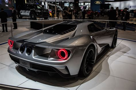 ford gt silver 2016 design of the year ford gt automobile magazine