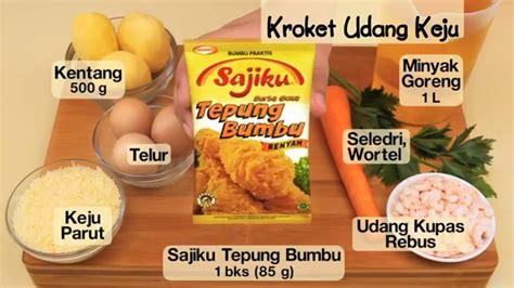 cara membuat opor ayam dapur umami dapur umami kroket udang keju youtube