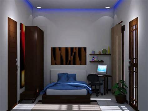 desain kamar remaja pria warna cat kamar tidur pria yang pas rumah minimalis 2016
