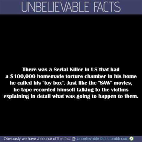 serial killer us box facts