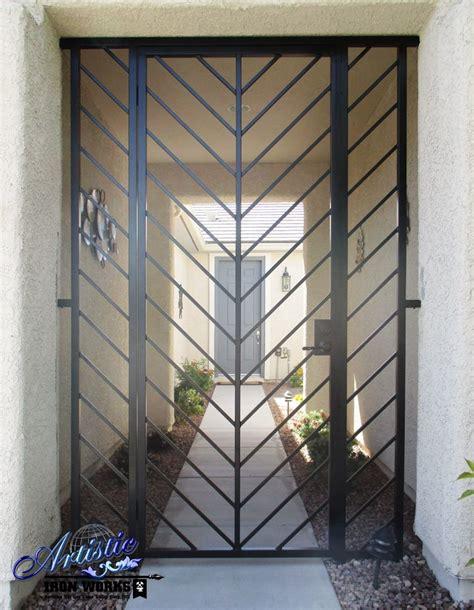 Door Gates by Best 25 Wrought Iron Gates Ideas On Iron