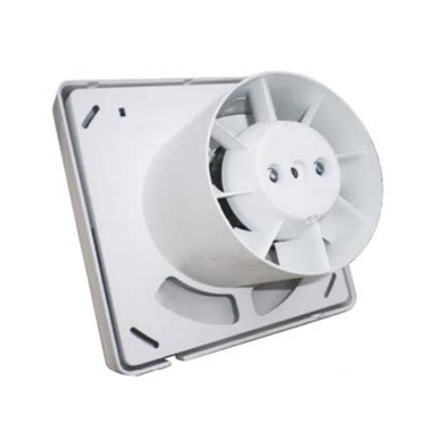 bathroom extractor fan quiet manrose qf100t quiet timer extractor fan for bathrooms and