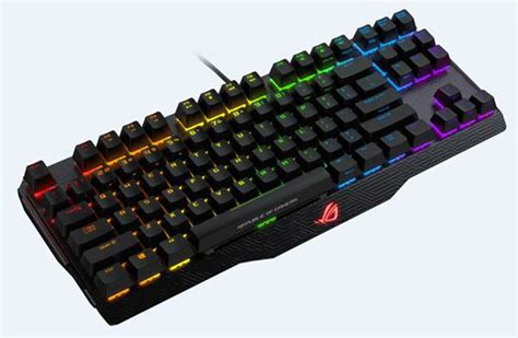 Keyboard Asus Rog Claymore Asus Rog Claymore Is The World S Rgb Backlit Keyboard With Detachable Numpad