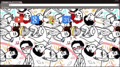 theme google chrome exo call me baby exo chrome themes themebeta
