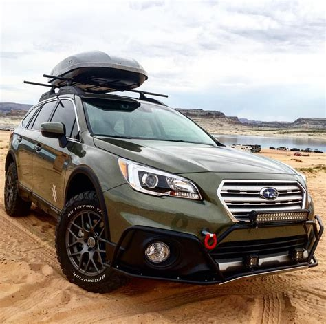 modded subaru outback venture out the 4xpedition subaru outback 3 6r