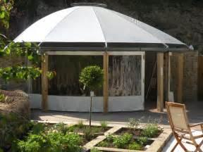 bespoke garden canopys sail shades direct