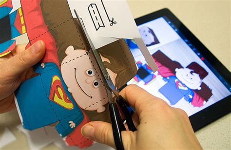 Paper Craft App - foldify app lets everyone be a papercraft artist