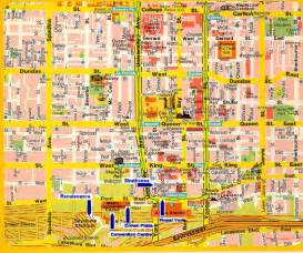 map of downtown toronto canada toronto area directory map of downtown toronto