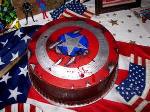 Captain America Shield Cake Template by Captain America Shield Cake Captain America Cake Ideas