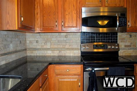 Pictures Of Kitchen Countertops And Backsplashes by Adams Kitchen Counters Amp Backsplash