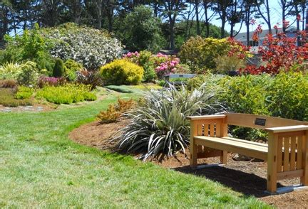 Botanical Gardens Fort Bragg Mendocino Coast Botanical Gardens Is Another Of The Northern Californian Gardens Along With The