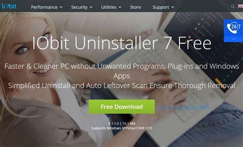 best free program uninstaller 5 best windows 7 uninstallers