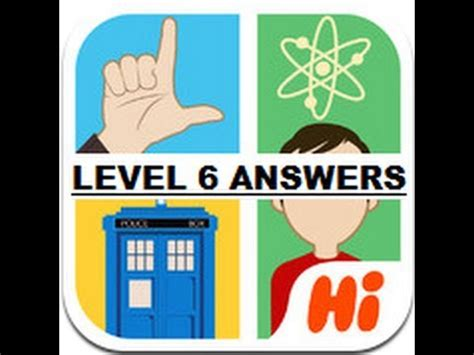 level 6 answer hi guess the tv show level 6 answers 131 160