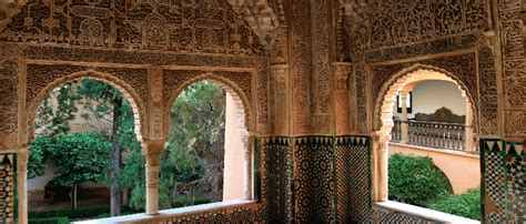 Home Interior Wallpaper by Interior Alhambra Granada Meet Granada