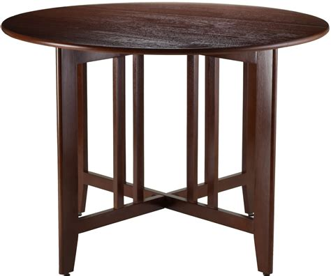 drop leaf dining table for 6 alamo 42 quot drop leaf dining table 94142 winsome