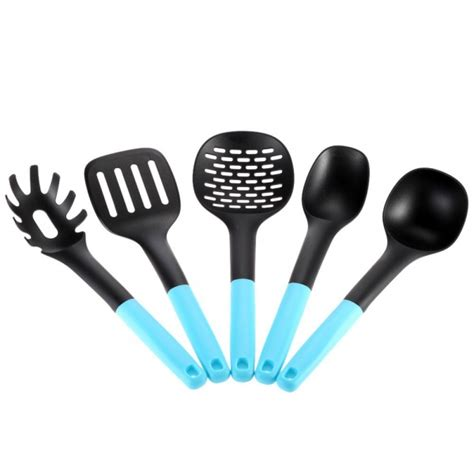 Safe Kitchen Utensils by 5 High Quality Non Stick Scald Proof Pp