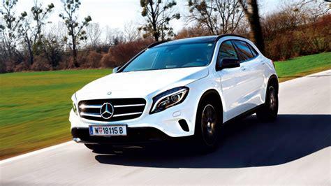 Auto Ohne T V Anmelden by Fahrbericht Mercedes Benz Gla 220 Cdi 4matic Im Test