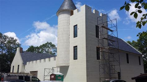 castle styrofoam block home your next house could be made of styrofoam huffpost