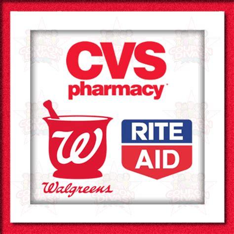 rite aid walgreens updates saving with cvs rite aid walgreens mojosavings