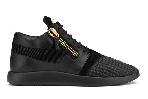 mens giuseppe sneakers giuseppe zanotti men s fall 2016 shoe collection photos