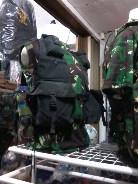 Jaket Persit Terbaru arema sport army and sport rompi hitam serbu tni