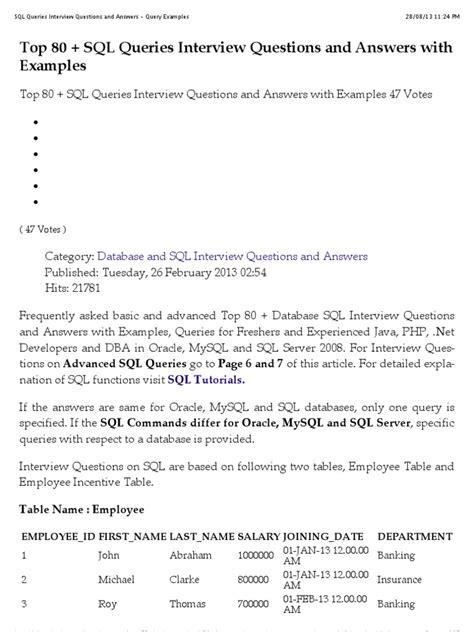 Sql Analyst Cover Letter by Sql Data Analyst Questions And Answers Cover Letter For Resume Best Resume Templates