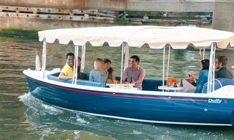 duffy boats chicago two hour electric boat rental chicago electric boat