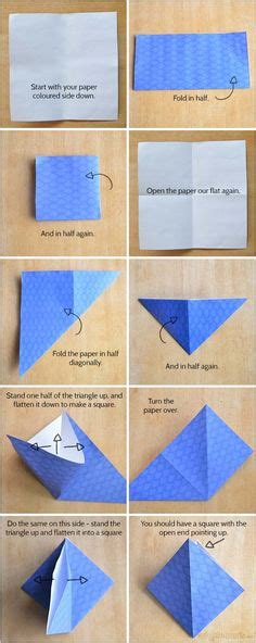 Where Can You Buy Origami Paper - how to make an easy origami lotus flower hd for next