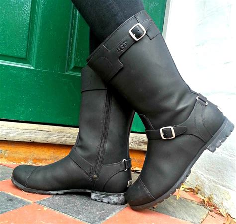boots reviews ugg boots leather gershwin review