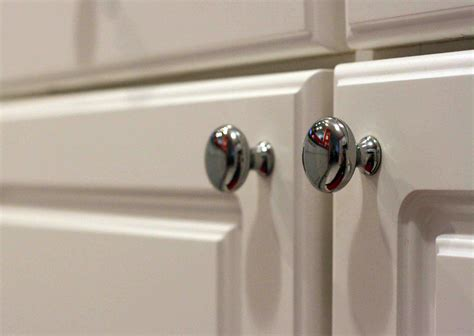 kitchen cabinet door handles guidance on how to measure round cabinet knob location