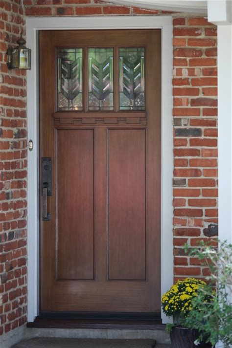 Therma Tru Exterior Doors by Custom Therma Tru Entry Door Traditional Entry