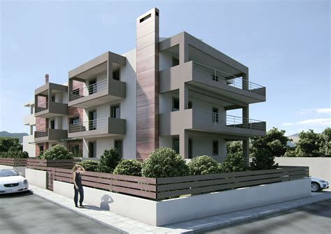Cgarchitect Professional 3d Architectural Visualization Apartment Building Design