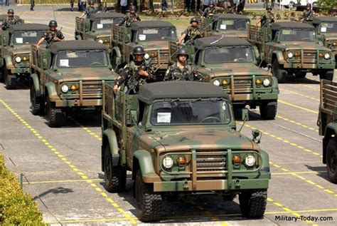 Army Kia Philippine Received Brand New 327 Units Out Of