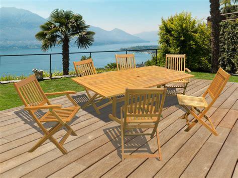 salon de jardin bali salon de jardin en bois exotique osaka quot bali quot 1 table extensible 120 180cm 2 fauteuils 4