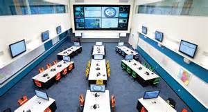 Best Floor Plans emergency operation center award winning av