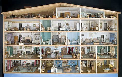 miniature doll house plans introduction the dolls house national museum of american history