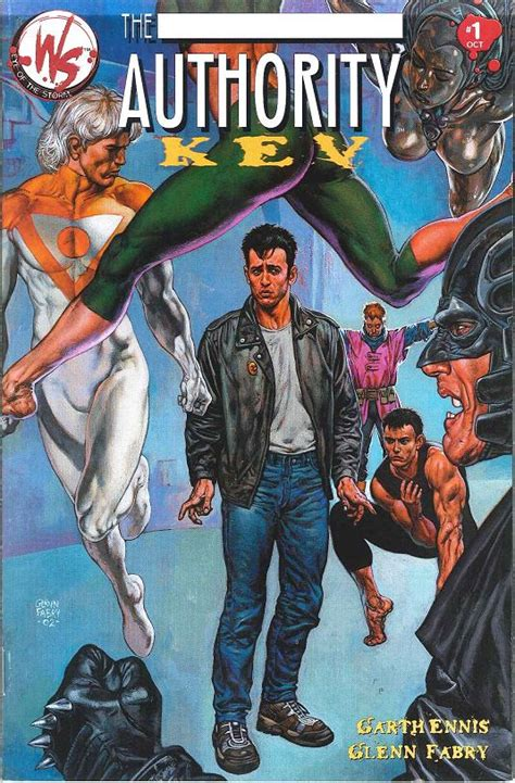 the authority volume 1 1401247075 the authority kev vol 1 1 dc database fandom powered