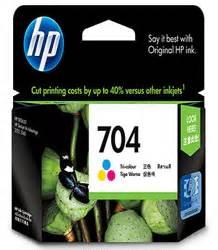 Hp 704 Tri Color Original Ink Advantage Cartridge200 Pagescn693aa hp 704 tri color ink advantage cartridge asianic distributors inc philippines